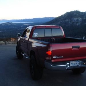 tahoe overlook