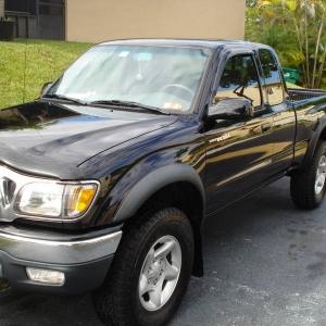 2001 Toyota Tacoma 4x4 2.7