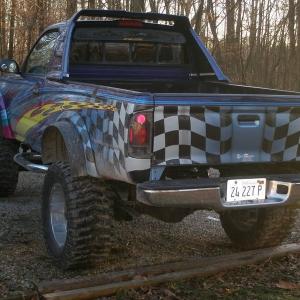 custom 1995 3rz