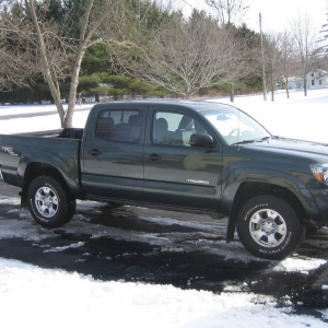 09 Double Cab