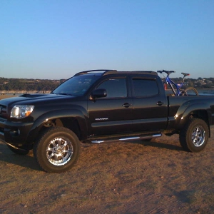 06 Tacoma Longbed 4x4 & Specialized FSR