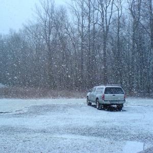 Snowy Feb. 09