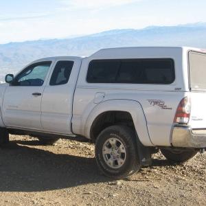 2009 Access cab TRD Off Road