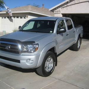 My new 09 Taco 4x4 doublecab offroad