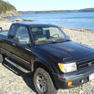 99 Toyota Tacoma TRD SR5