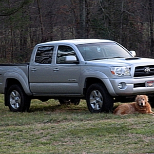 2005 Tacoma Double Cab Prerunner