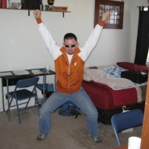 Longhorn fan