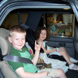 Toyota 4Runner:  Kid Approved