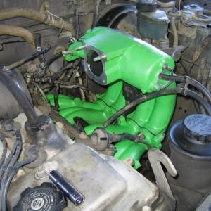 Green Intake
