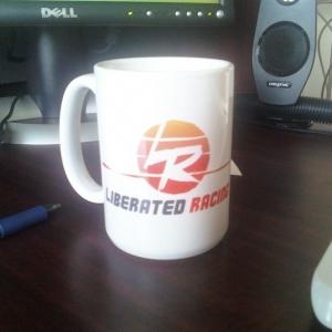 My new coffee mug