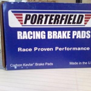 Racing pads baby