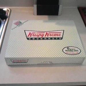 Mmm - doughnuts.