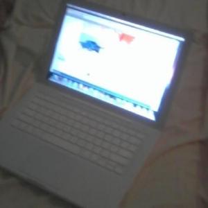 My new mac book for grad :)