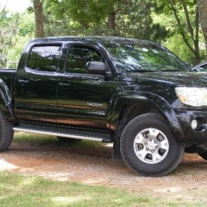 2007 TRD off-road Double BEFORE
