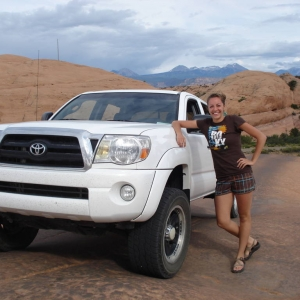 My Ride in Moab