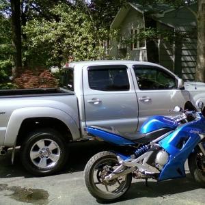My rig n my ride