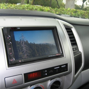 Infill G4 In-car computer