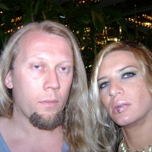 me and wife in Vegas