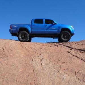 Hells Revenge, Moab