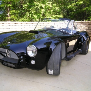 Steve's 427 '65 Cobra