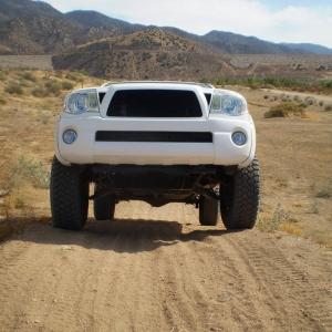 hey look a little big truck