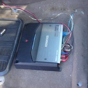 kenwood amp 1000w