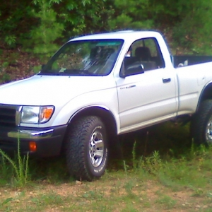 my old tacoma