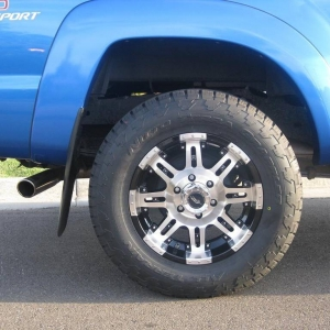 Earnhardt Cannon Wheels with Nitto Terra Grappers