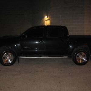 my 2009 toy tacoma
