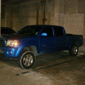 TRD Sport Doublecab longbed