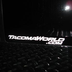 Tacomaworld sticker