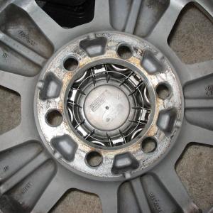 TRD Sport Wheels