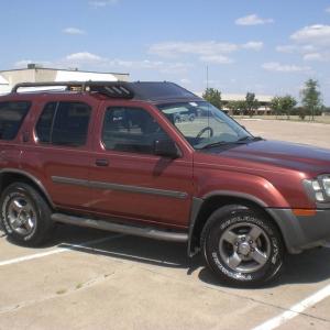 02 Nissan Xterra SE