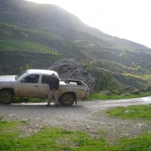 Off Roading in Sicily