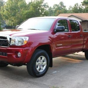 My first Tacoma