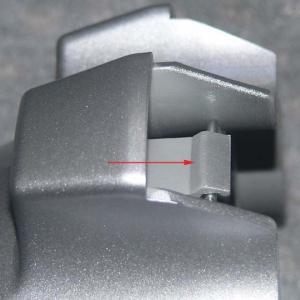 TRD cap clip