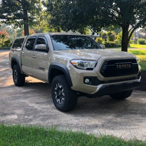 TRD Bro faux grille