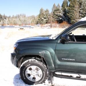 Truckin' Tahoe