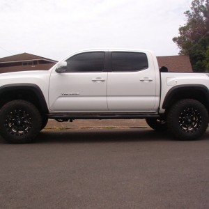 Lifted With Wheels!