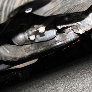 JB weld oil pan repair