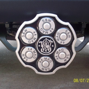 S&W Hitch Cover