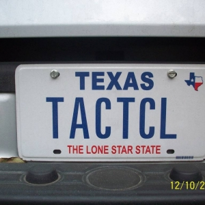 Tactical Plate