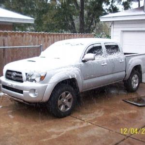 Snowed in Houston?!?!?!
