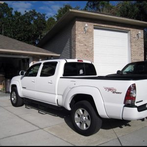 Before Lift n My Garage