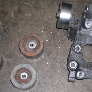 Tensioner Replacement
