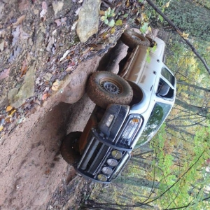 uwharrie natl forest....tacoma fall meet 09