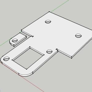3D Bracket Layout