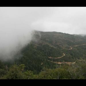 Trip to Santiago Peak