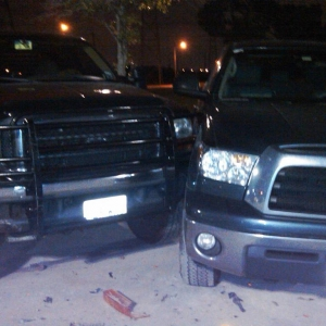 F350 and Tundra's don't mix2