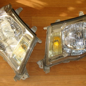Tacoma 2007 OEM Lights